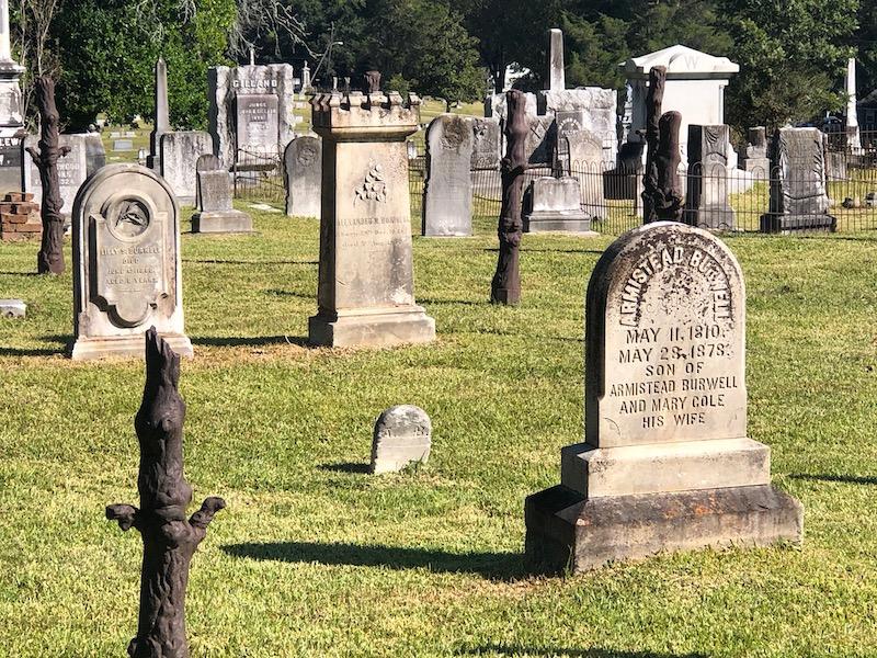 Vicksburg City Cemetery