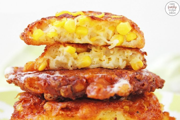 Easy Corn Fritters Weight Watchers -Simple and Delicious - Easy Family Recipe Ideas