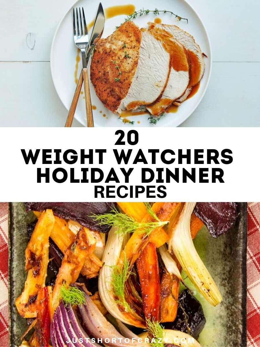 WW Holiday Dinner Recipes