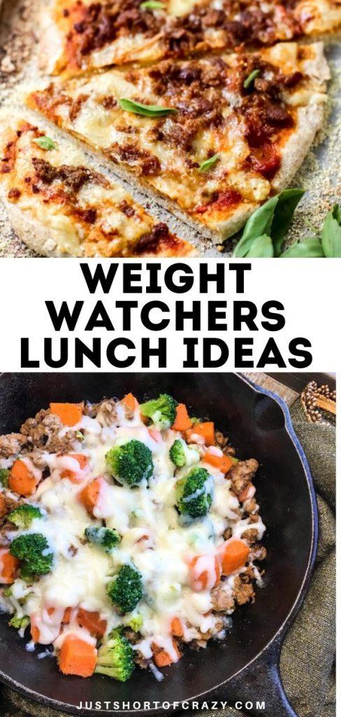 WW Lunch Ideas
