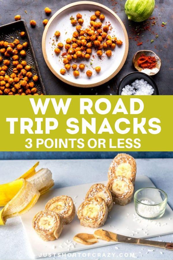 WW Road Trip Snacks