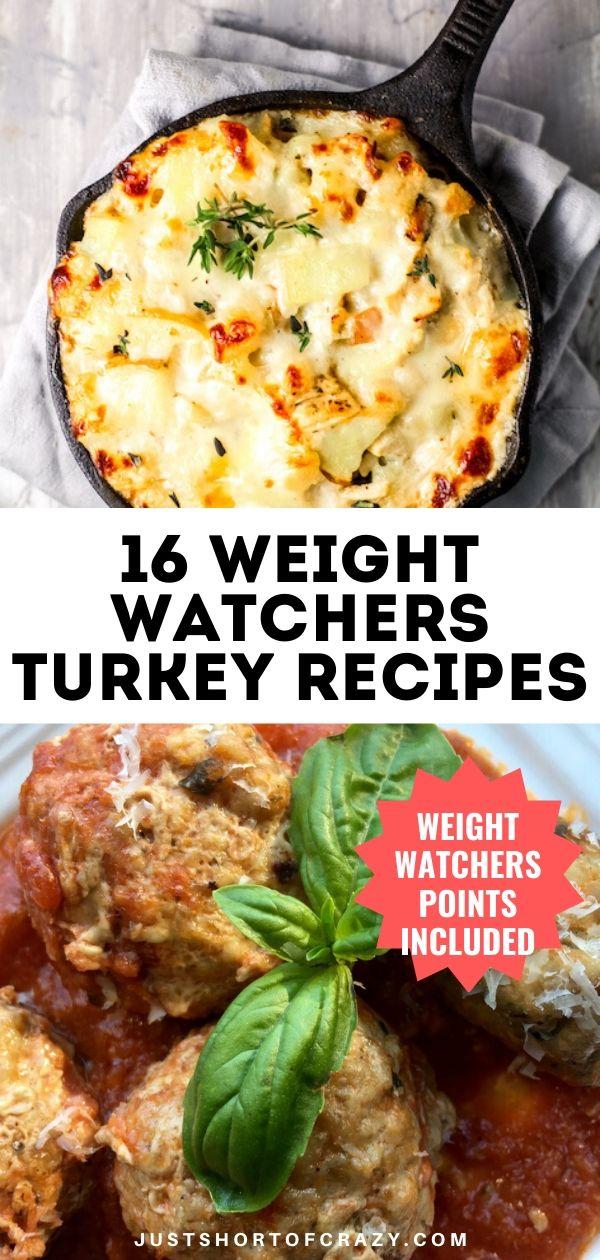 WW Turkey Recipes