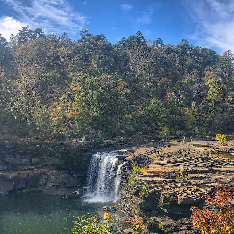 Waterfall in NE Alabama