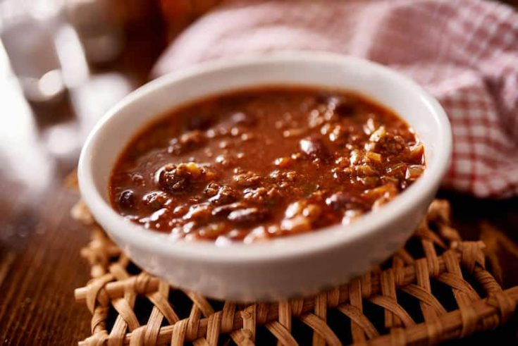 Weight Watchers Chili Recipe for ZERO Points!