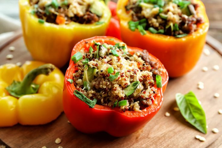 Weight Watchers Stuffed Peppers -2 Divinely Delicious Recipes