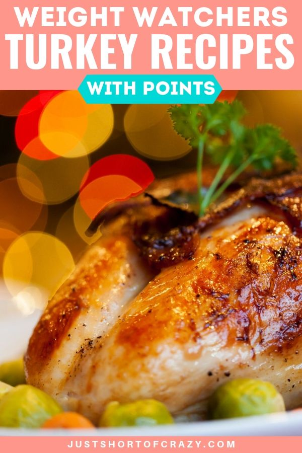 A complete guide to weight watchers turkey recipes including ww freestyle points. From burgers to casseroles and more!