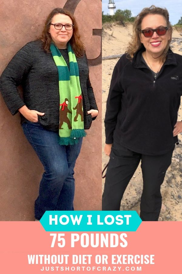 Before and after weight loss comparison