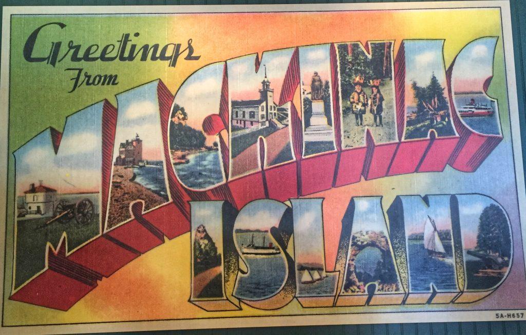 Welcome to Mackinac Island