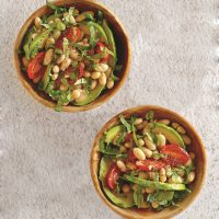 Instant Pot White Bean Salad Recipe