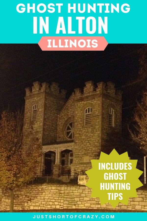 ghost hunting alton il
