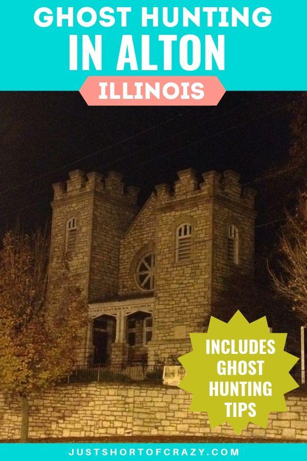 ghost hunting alton il