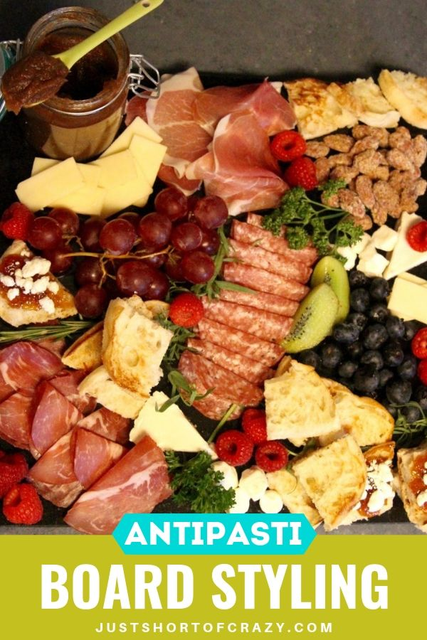 antipasti board styling