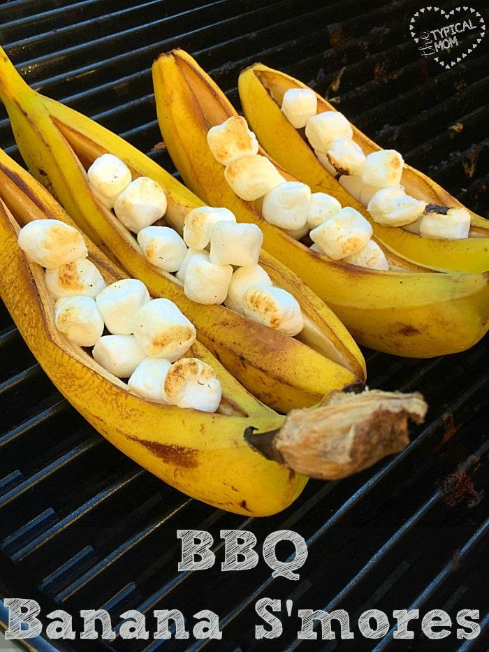 banana smores