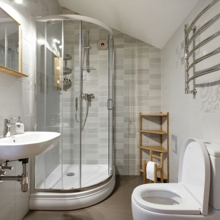 bathroom remodel small