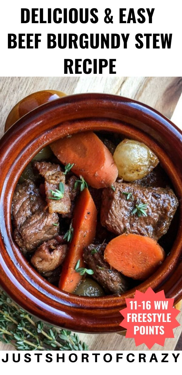 beef stew recipe pin