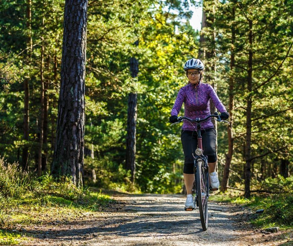 Mississippi Biking Trail