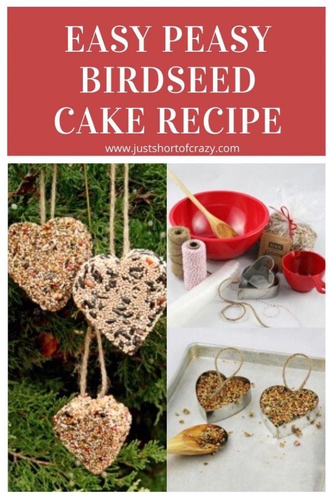 birdseed cake recipe