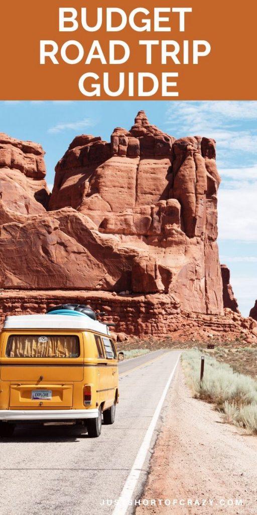 budget road trip guide