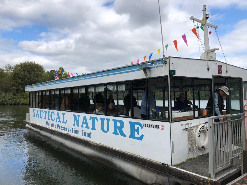 nautical nature boat ride