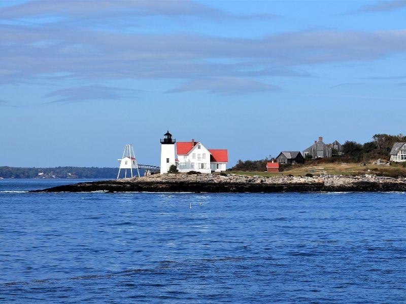 coastal main lighthouse