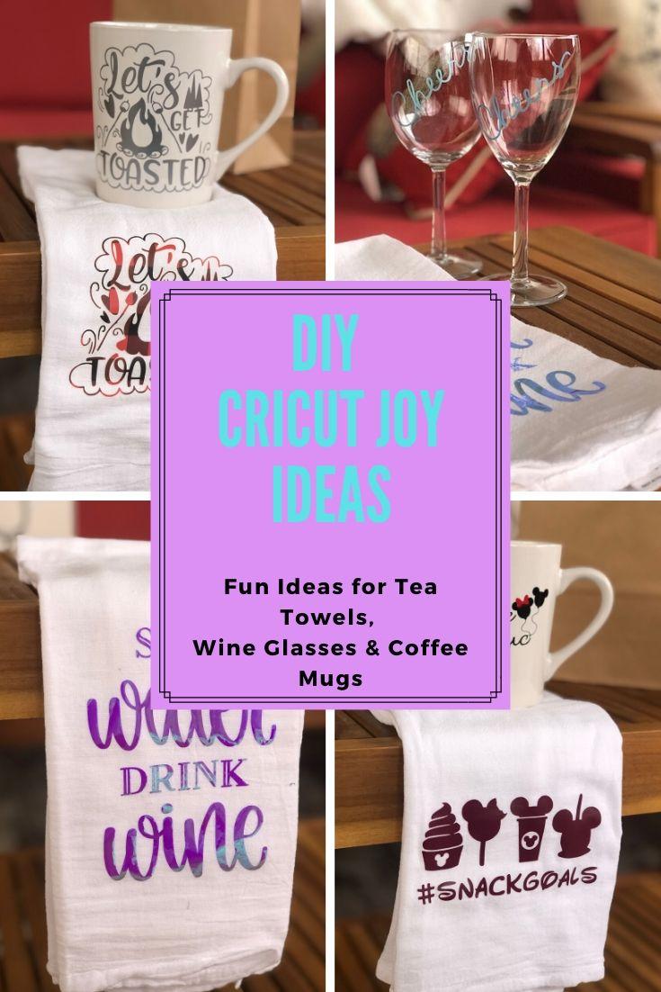 diy cricut joy ideas