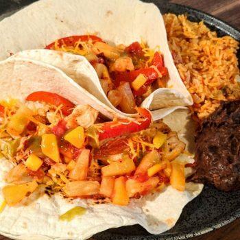 fajita tacos pandemic pantry