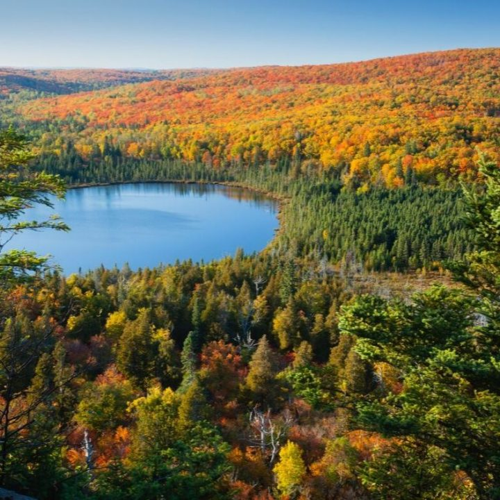 fall family getaways