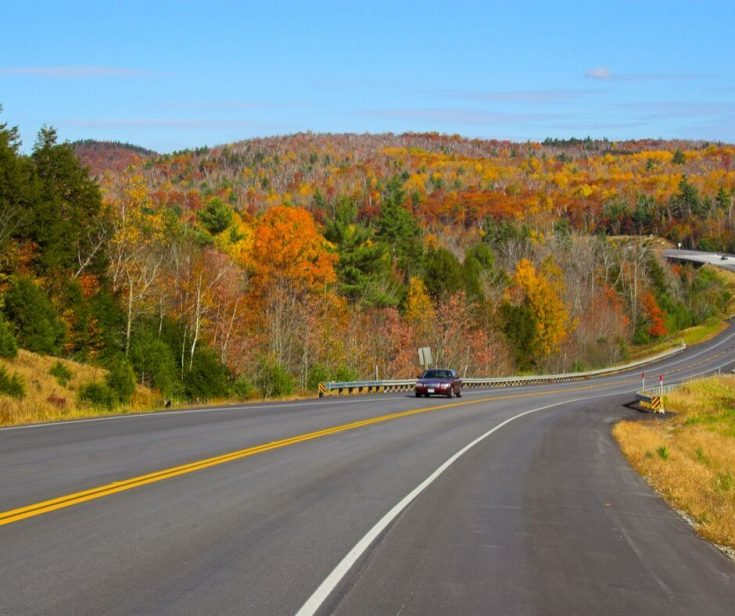 Vermont Scenic Fall Drives You Need To Take