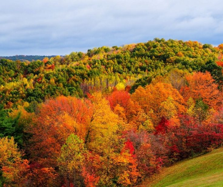 Best New England Fall Road Trips