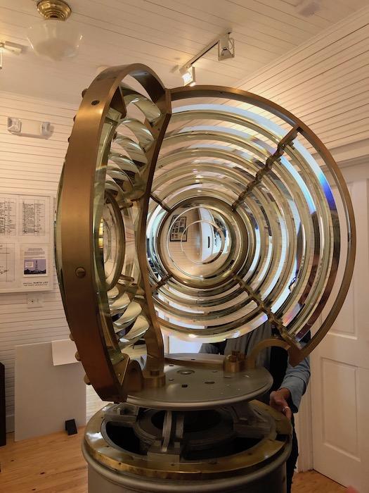 fresnal lens