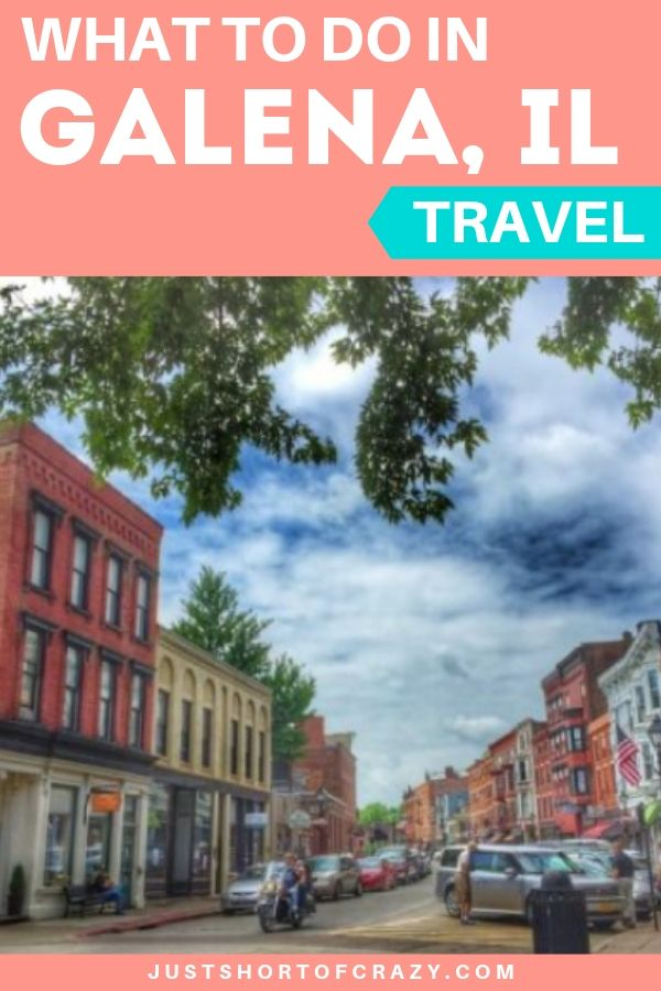 what to do in galena il