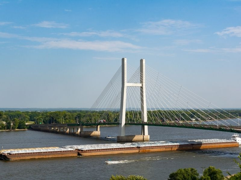 great river road bridge