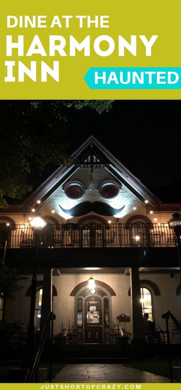 haunted harmony inn