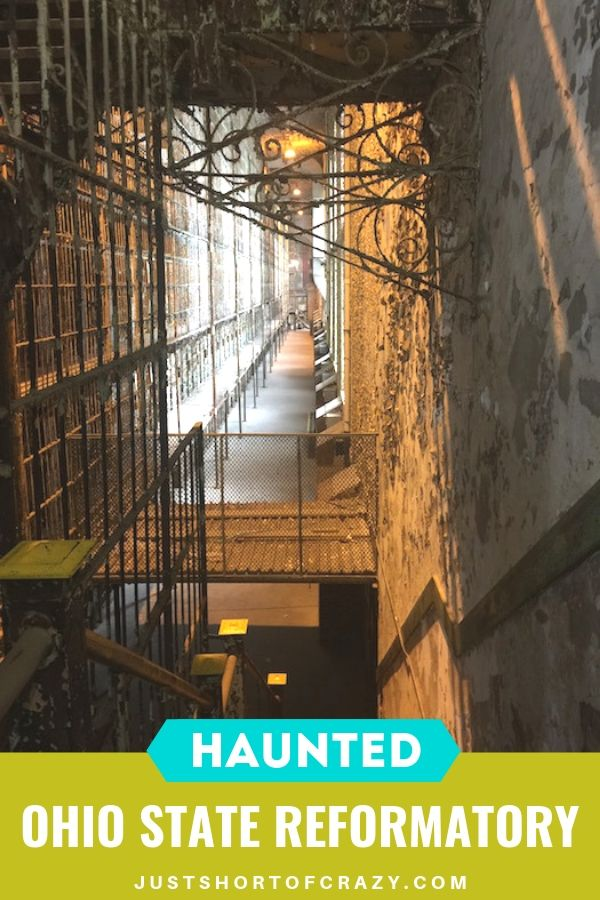 haunted ohio state reformatory