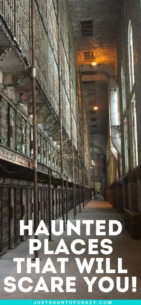 If you think that Milwaukee is all about beers and festivals, think again. This city in Wisconsin, along the western coast of Lake Michigan, offers a lot more – including ghost tours. I've found that there are quite a few haunted Milwaukee places in the area that you can visit. Some might even send chills up your spine. #hauntedplaces  #travelguide #haunteddestinations
