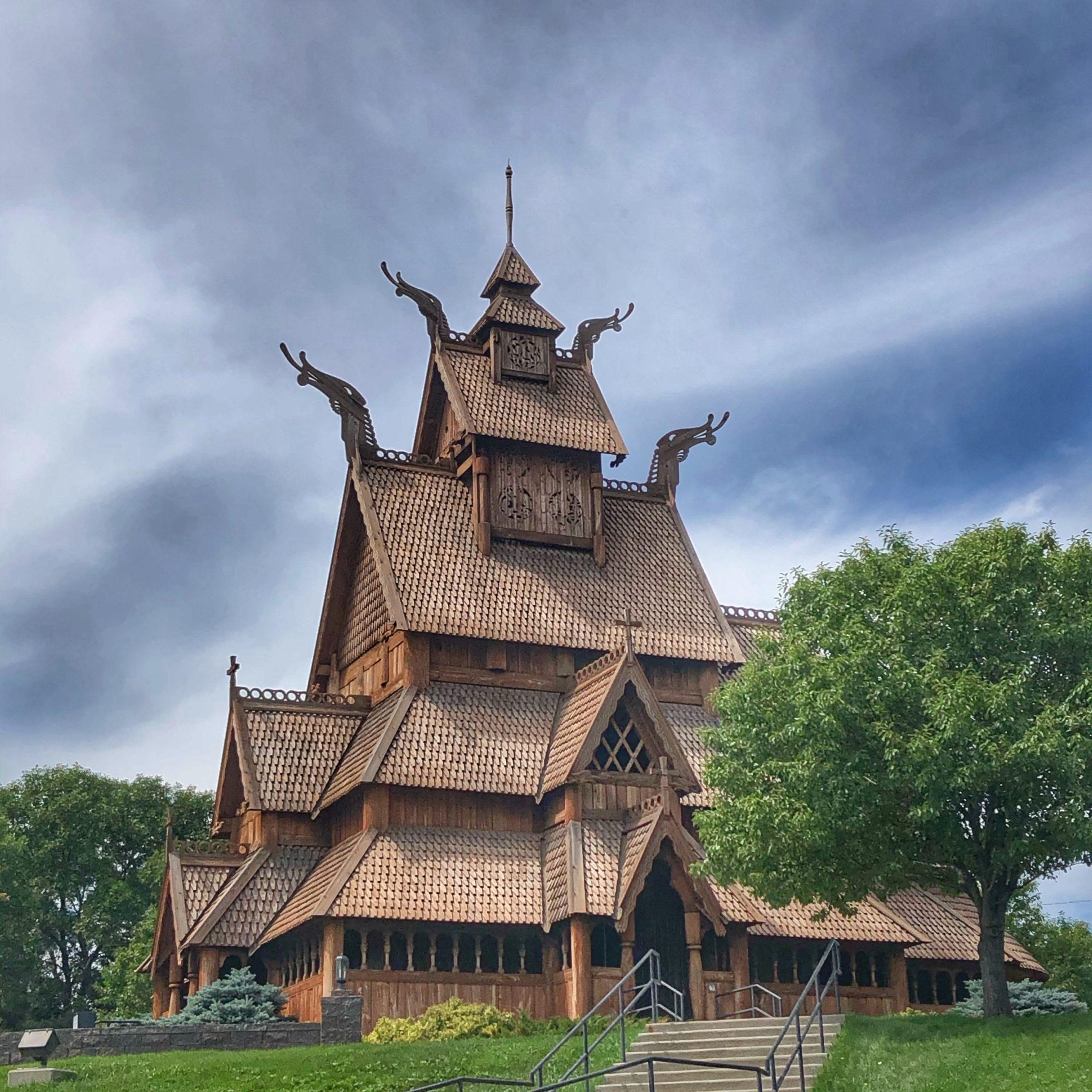 ig stave church