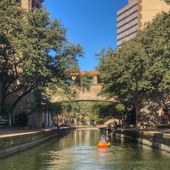 kayaking canals of irving