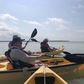 kayaking the everglades national park