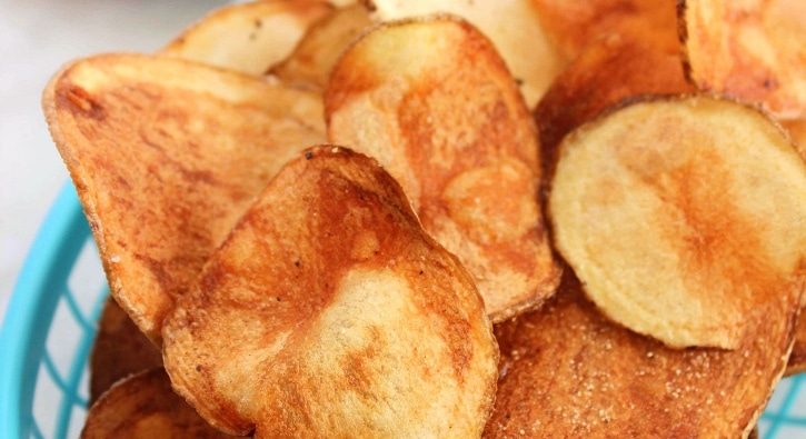 How to Make Kettle Chips