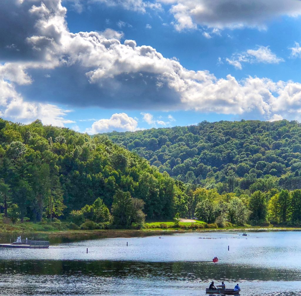 lakes at Allegany State Park