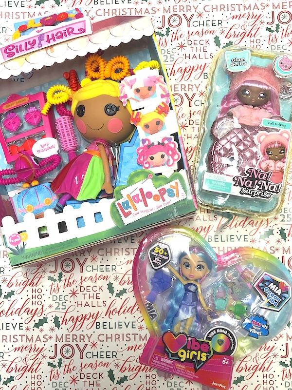 lalaloopsy nanana doll girl vibes