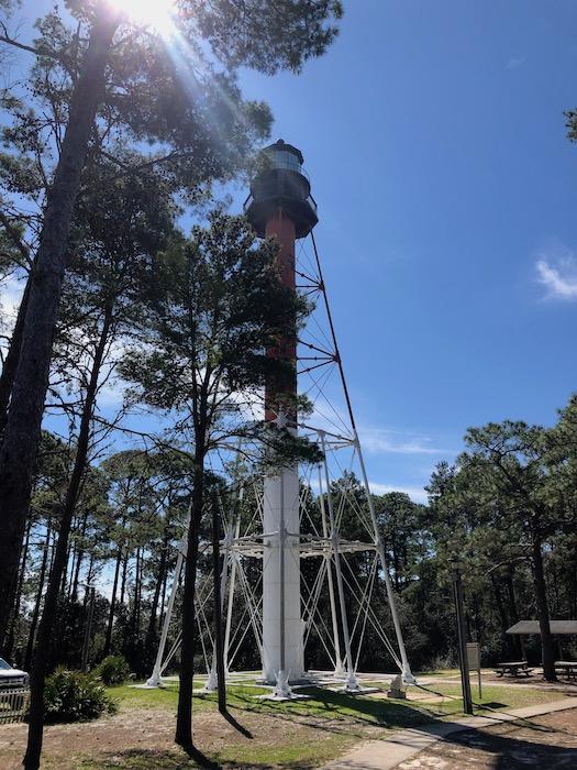 lighthouse carabelle