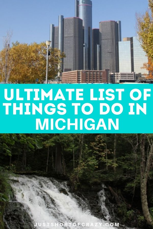 list of michigan things to do