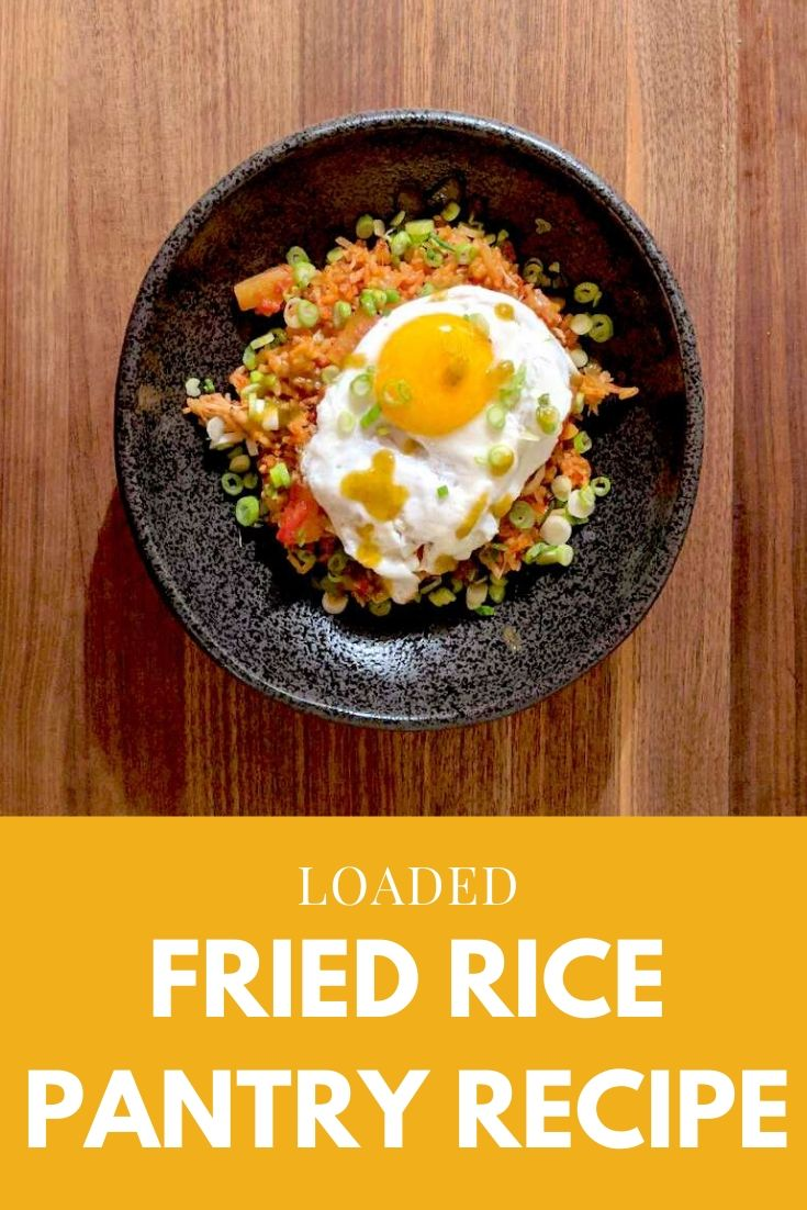 loaded fried rice pin