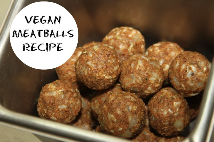 Try This Easy To Make Vegan Meatballs Recipe