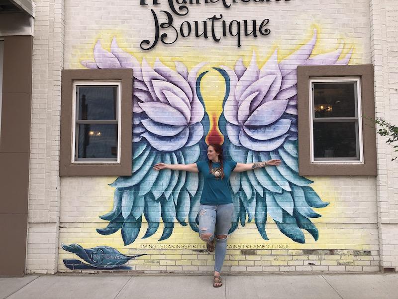 Wings in Minot
