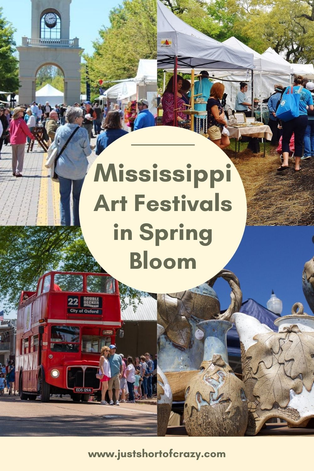 mississippi art festivals