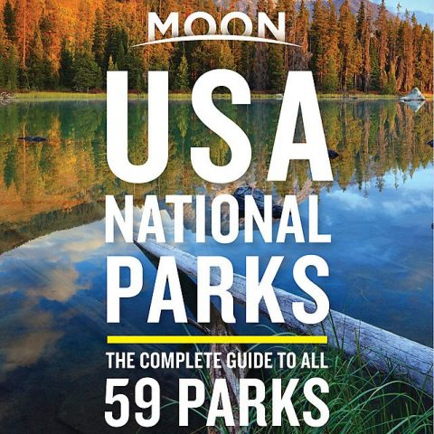moon guide usa national parks book cover