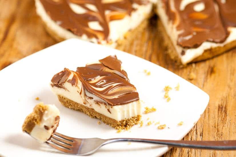 no-bake-smores-cheesecake