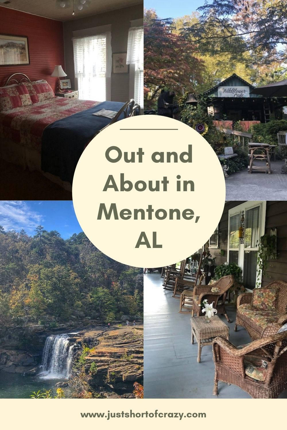 out and about in mentone al